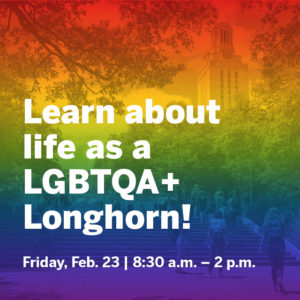 image of Longhorn Pride poster