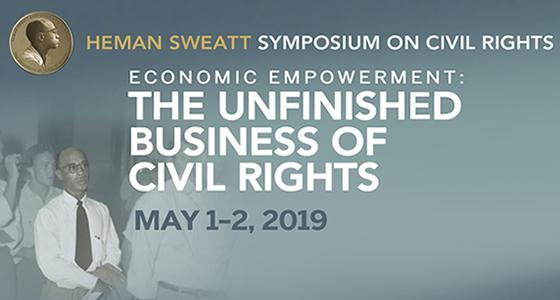Sweatt Symposium