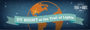 logo for Trail of lights