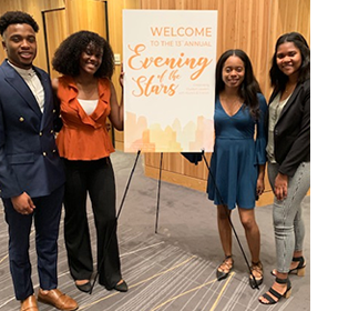 Afrikan American Affairs Wins Pillar of the Forty Acres Award
