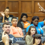 banner image of dr. moore's class