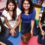 Con Mi Madre girls