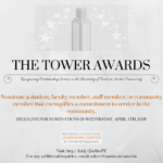 Call for Nominations: 2018 Tower Awards Recognize Longhorns Giving Back to the Community